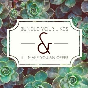 Bundle and SAVE 🌵✌🏼